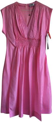 Sonia By Sonia Rykiel Pink Silk Dresses
