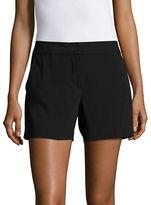Trina Turk Daulton Crepe Shorts