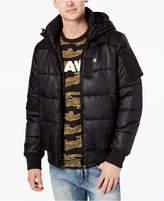 G Star RAW Men's Hooded Puffer Whistler Jacket