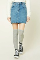 Forever 21 FOREVER 21+ Adjustable Knee-High Socks