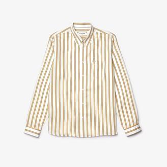 Lacoste Men's Lightweight Striped Shirt