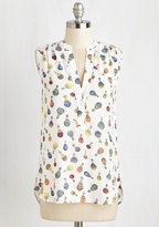 Fun 2 Fun/JNP Fashion Inc. Montgolfier for the Day Sleeveless Top