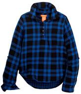 Joe Fresh Plaid Shirt (Big Girls)