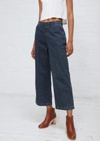 Rachel Comey indigo slim limber pants