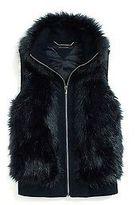 Tommy Hilfiger Women's Faux Fur Vest