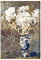 Oliver Gal Eastern Floral Canvas Art By The Artists Co.