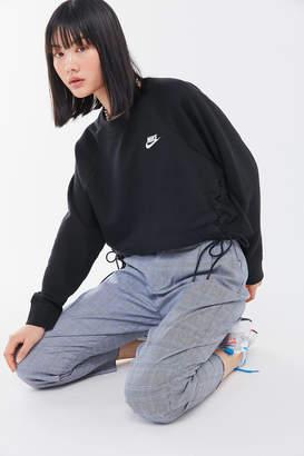 Nike Sportswear Lace-Up Hem Sweatshirt