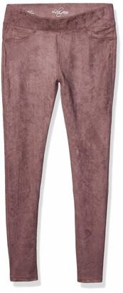 Lola Jeans Women's Janice Suede Pants