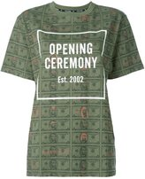 Opening Ceremony logo print T-shirt