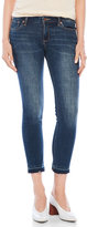 Lucky Brand Lolita Skinny Cropped Jeans