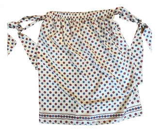 Tularosa Multicolour Silk Dress for Women