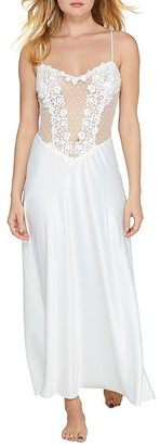 Flora Nikrooz Showstopper Charmeuse Gown