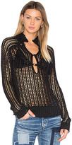 Inhabit Milano Sweater in Black