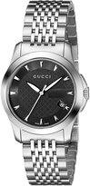 "Gucci Women's YA126502 ""G-Timeless"" Stainless Steel Watch"