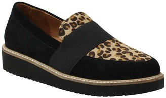 L'Amour des Pieds Slip-On Leather Loafers - Xanthus