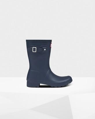 Hunter Women's Original Tour Foldable Short Rain Boots