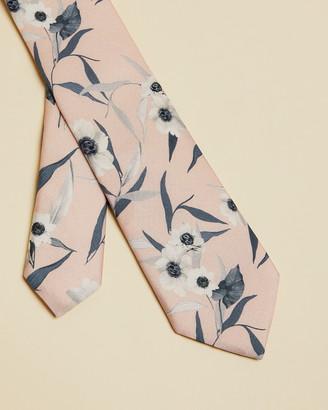 Ted Baker DENITIE Silk floral tie