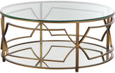 Pangea Rustique By 2-Tiered Coffee Table