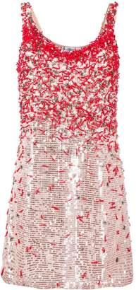 Blumarine Embellished Short Dress