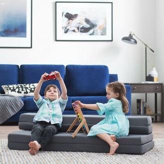 "Alwyn Home Noriega Folding 3"" Medium Memory Foam Mattress Mattress Size: Full"