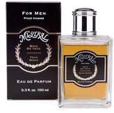 Mistral Teak Wood Men's EDP by 3.3oz Cologne)