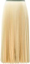 Celine pleated skirt - women - Polyester - 38