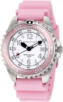 Momentum Women's M1 Twist Bezel Silicone Rubber Watch 1M-DV11WR1R