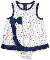 First Impressions Floral-Print Skirted Romper, Baby Girls (0-24 months), Only at Macy's