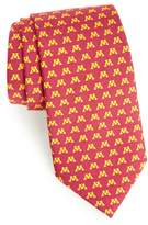 Vineyard Vines University of Minnesota Silk Tie