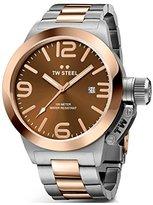 TW Steel Men's CB151 Analog Display Quartz Two Tone Watch