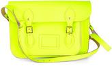 Cambridge Satchel Upwardly Mobile Satchel in Neon Yellow - 13