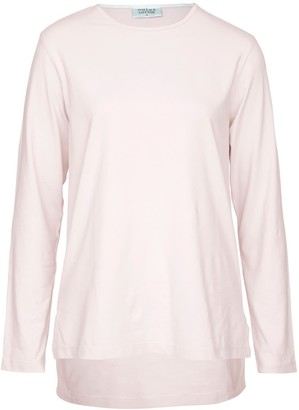 Wallace Cotton Asha Long Sleeve Rose Pink