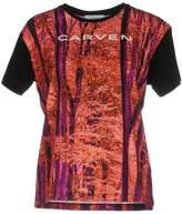 Carven T-shirts - Item 12007451