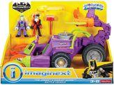 Imaginext Dc Super Friends Battle Vehicle