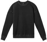 Wings + Horns Knit Wool Crewneck Sweater