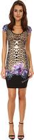 Just Cavalli S04CT0400N20870 Women's Dress