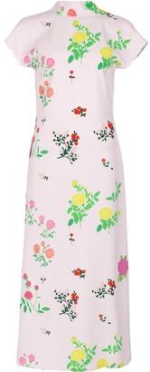 BERNADETTE Valentine Low Back Dress