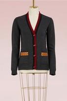 Etro Wool cashmere cardigan