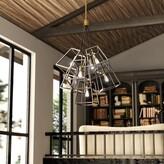 Fulton 7-Light Sputnik Sphere Chandelier Hinkley Lighting Finish: Bronze