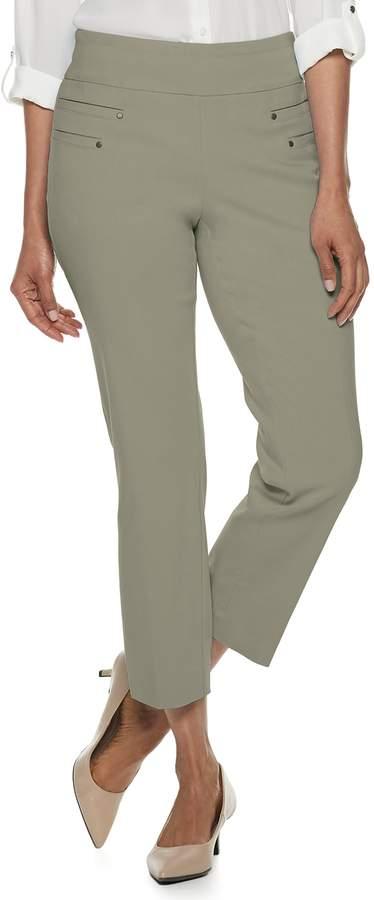 4cf0f53790b Dana Buchman Pull-on Pants - ShopStyle