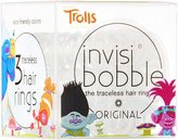 invisibobble Trolls Edition ORIGINAL the traceless hair ring