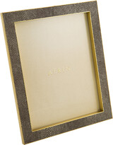 AERIN Chocolate Shagreen Frame - 8x10""