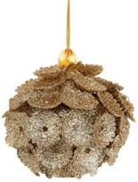 Kurt Adler Drop Pinecone Ball Ornament