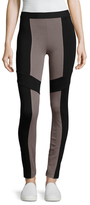 BCBGMAXAZRIA Ponte Color-Blocked Legging