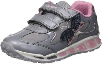 Geox J Shuttle Girl a Low-Top Sneakers