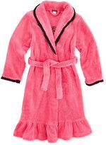 Petit Lem Wild Thing Plush Robe, 4-6X