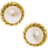 Girl's Mignonette 14K Yellow Gold & Cultured Pearl Earrings