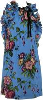 Gucci Floral Print Tunic Top