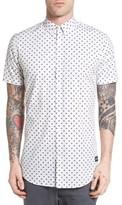 Zanerobe Men's Facet Seven Ft Woven Shirt