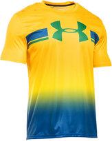 Under Armour Men's Brazil Pride Logo T-Shirt
